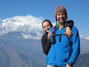 Namaste from Pokhara… Back from our Trek