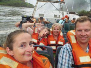 The Road to Iguazu