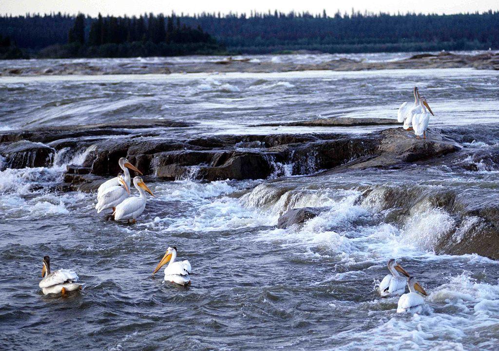 Fort Smith Pelican Rapids